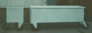 Custom Feed Cart
