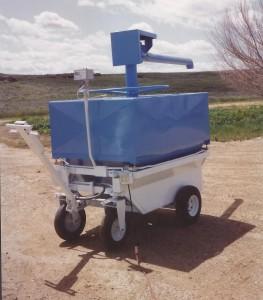 Self-Propelled Auger Cart