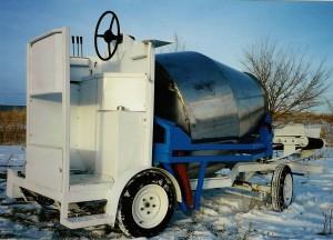 Feed Mixer Cart